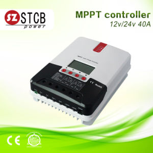 Auto 12V/24V/36V/48V 30A/60A Solar Panel Controller pictures & photos