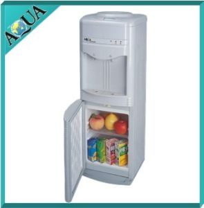 Water Dispenser with Refrigerator Hc19L-BC pictures & photos