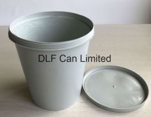 Plastic Paint Mixing Cup with Lid (0.5 liter) pictures & photos