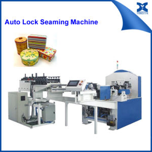 Automatic Lock Seaming Machine for Candy Can pictures & photos