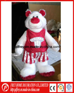 Customizing Plush Mascot Toy for Basketball Team, Footable Team pictures & photos