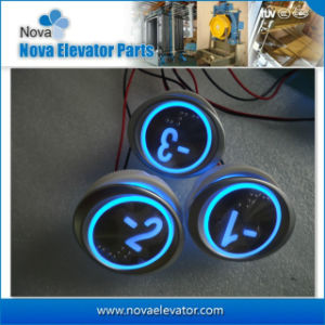 Elevator Spare Parts Elevator Push Button for Lift pictures & photos