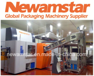 Newamstar Rotary Blowing Machine for Pet Bottles pictures & photos