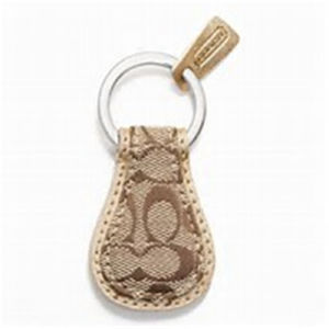 High Quality Promotion Customized Fabric Keyring pictures & photos