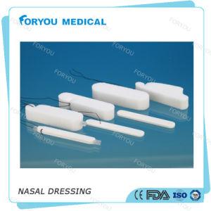 Foryou Medical Suntouch Nasal Bleeding Sponge Ent Merocel Standard Dressing Epistaxis Nasal Sponges for Hospitals pictures & photos