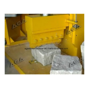 Granite Marble Hydraulic Splitting Machine P90 for Cobblestone Splitter P90 pictures & photos