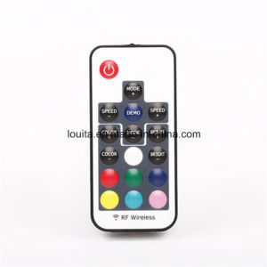 Mini RGB LED Remote Controller pictures & photos