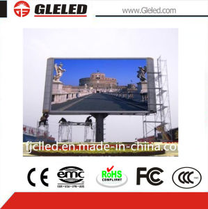 Wholesale Full Color Advertising LED Wall for Outdoor pictures & photos