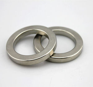 2017 China Best Supplier Permanent NdFeB Ring Magnet pictures & photos