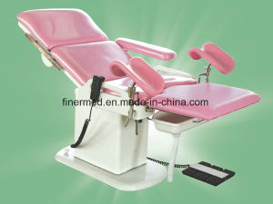 Electric Gynecological Obstetrics Delivery Operating Table pictures & photos