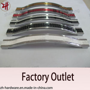 Factory Direct Sale Zinc Alloy Cabinet Handle with Diamond (ZH-1183) pictures & photos