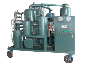 Aging Insulation Oil Switchgear Oil Transformer Oil Treatment Machine (ZYD-I) pictures & photos