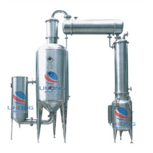 Steam Heating Multi-Functional Alcohol Recycling Concentrating Equipment for Herbal pictures & photos
