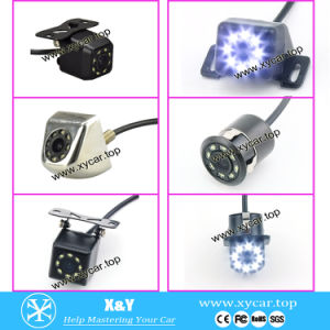 New Car Rearview Camera and 8LED / IR Night Vision Safety Car Accessories