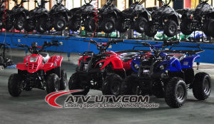 48V Shaft Drived Electric Adult ATV Quad Bike with Brushless Motor pictures & photos