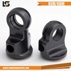 Black Pure Aluminum Die Casting Parts From China Manufacturer