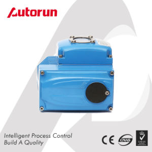 Wenzhou Manufacturer Shutoff Quarter Turn Electric Actuator pictures & photos