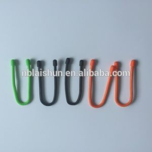 Blue Silicone Gear Ties pictures & photos