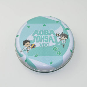 Cartoon Tin Box Mini Small Round pictures & photos