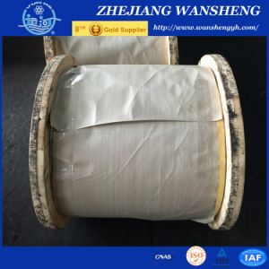 7/2.25mm Galvanized Steel Wire Core Hot DIP Zinc Coating Strand Steel Cable pictures & photos