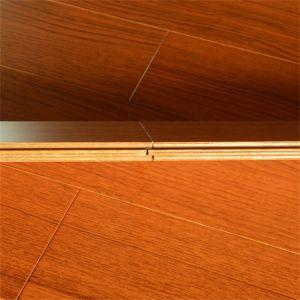Indoor Flooring Multi-Layer Solid Wood Flooring pictures & photos