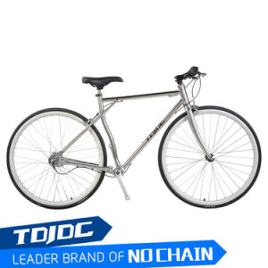 304 Steel Coffee Bike for Sale / 700c for Girls Vintage Bicycle Retro Chinese Road Bike Factory Price pictures & photos