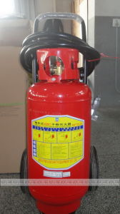 35kg Wheeled Dry Powder Fire Extinguisher pictures & photos