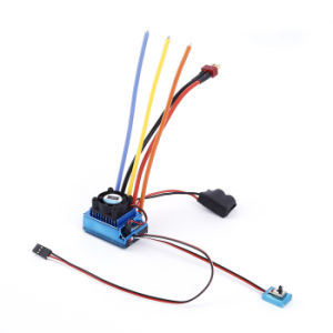 Tsky 120A ESC for 1/10 1/8 ESC Senseless Brushless/Sense Brushless RC Car Part
