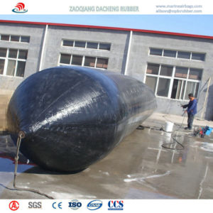 China Supplier Marine Inflatable Rubber Airbag for Vessel Launching pictures & photos