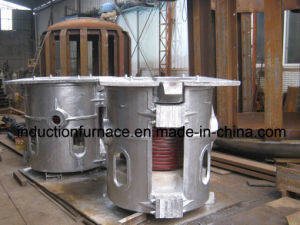 High Temperature Tilting Crucible Smelting Furnace for Gold, Platinum, Silver, Copper, Iron, Stainless Steel, Aluminum Alloy, Al pictures & photos