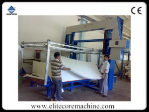Foam Polyurethane Sponge CNC Wire Cutting Machinery in 2D/3D Shape pictures & photos
