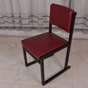 faux leather restaurant dining chairs. wooden frame red faux leather restaurant dining chair for hampton inn hotel furniture chairs l