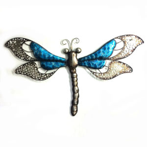 Moulded Metal Bright Color Butterfly Wall Art Decoration pictures & photos