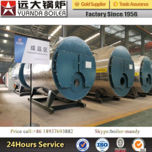 Dissel Oil Fuel 4 Ton Industrial Steam Boiler for Rice Mill pictures & photos