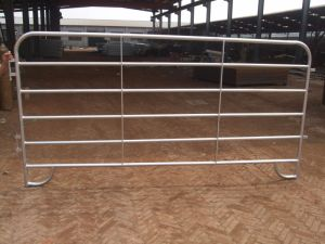 Galvanized Metal Horse Corral Fence Panel for Sale (XMS17) pictures & photos