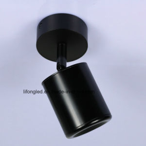 5W 7W 9W Aluminum Adjustable and 360&Deg. Rotated LED Wall Light, Black Finish pictures & photos