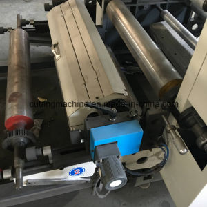 Wenzhou High Speed 4 Colors Plastic PE Film Roll Flexo Printing Machine pictures & photos