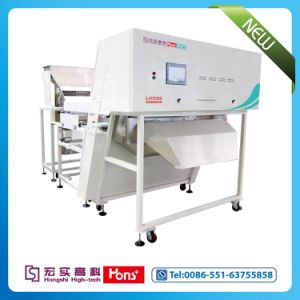 Hons+ Agricultural Machines Advanced Optical Sorting Belt CCD Color Sorter pictures & photos