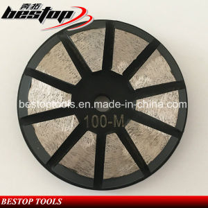 Black Diamond Concrete Grinding Disc for Dry Grinding pictures & photos