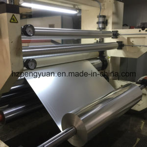 Alu Coated Pet Silver Film pictures & photos