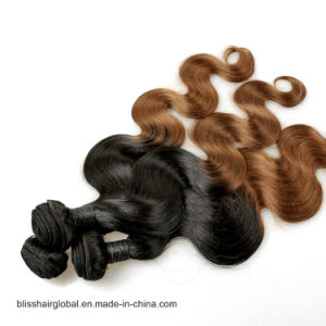 "Bliss Emerald Sg 3 in 1 Body Wave T Color Hair 16""-22"" Wholesale Virgin Brazilian Human Hair Bundles pictures & photos"