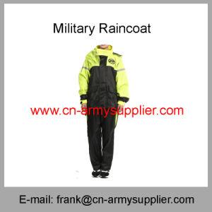 Traffic Raincoat-Army Raincoat-Police Raincoat-Duty Raincoat-Military Raincoat pictures & photos