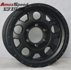15 Inch SUV Alloy Wheel with PCD 5/6X139.7 pictures & photos
