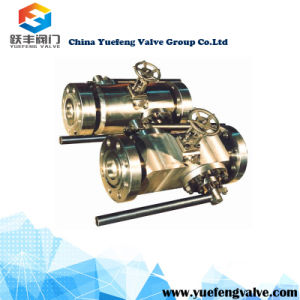 Aluminum Bronze Floating Ball Valve pictures & photos