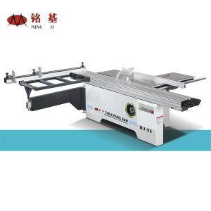 90 Degree Wood Cutting Panel Saw Machine for Furniture pictures & photos