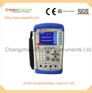 Battery Internal Resistance Online Tester for UPS (AT525) pictures & photos