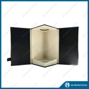 Premium-Quality Wine Paper Packaging Box (HJ-PPS03) pictures & photos