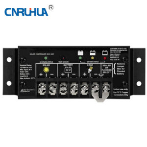 Hot Selling Easy Install 10A 12V Solar Controller Price pictures & photos