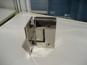 Stainless Steel Shower Door Hinge for Glass Door (SH-0330) pictures & photos