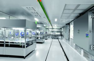 Gms1250-4000 Vial Tunnel Sterilizing Laminar Flow Oven pictures & photos